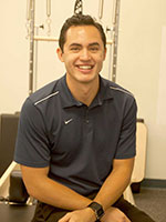 hip rehabilitation, Physical therapist, sports physical therapist, Outpatient physical therapy -  James Vargo