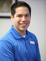 Physical therapist, sports physical therapist - Jesse Young