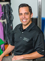 Physical therapist, sports physical therapist - Del Rio
